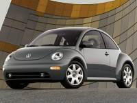 2002 Volkswagen Beetle GLS Hatchback Front-wheel Drive