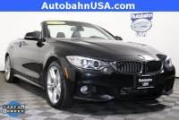 2016 BMW 4 Series 435i Xdrive Convertible in the Boston Area