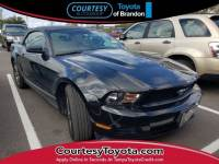 Pre-Owned 2012 Ford Mustang Convertible near Tampa FL