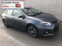 Certified Pre-Owned 2016 Toyota Corolla Sedan Front-wheel Drive in Avondale, AZ