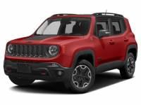 Pre-Owned 2018 Jeep Renegade Trailhawk 4x4 SUV in Greensboro NC