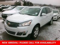 Used 2016 Chevrolet Traverse LTZ SUV AWD for Sale in Stow, OH