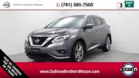 Certified Pre-Owned 2017 Nissan Murano SL SUV For Sale in Kingston, MA