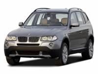 2008 BMW X3 3.0si SAV I6 DOHC 24V