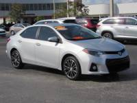 Certified Pre-Owned 2016 Toyota Corolla 4dr Sdn CVT S FWD