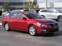 Pre-Owned 2015 Nissan Altima 4dr Sdn I4 2.5 SL FWD