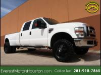 2008 Ford F-350 SD LARIAT CREW CAB LONG BED 4WD **LOW MILES** 1-OWNER
