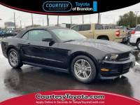 Pre-Owned 2012 Ford Mustang Convertible in Jacksonville FL