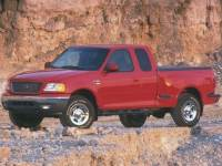 1999 Ford F-150 Supercab Flareside 139 4WD