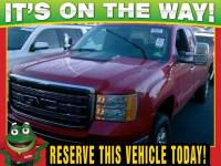 2011 GMC Sierra 2500HD SLE - 4WD - TOW PACKAGE - BLUETOOTH Truck Extended Cab
