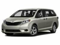 2016 Toyota Sienna LE 8 Passenger Van Front-wheel Drive