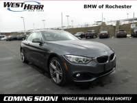 2016 BMW 428i 428i Xdrive Convertible