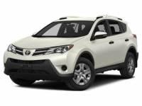 2014 Toyota RAV4 4WD Limited SUV All-wheel Drive