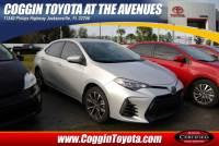 Certified 2018 Toyota Corolla SE Sedan Front-wheel Drive in Jacksonville FL