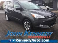 2016 Ford Escape SE Sport Utility EcoBoost I4 GTDi DOHC Turbocharged VCT Feasterville, PA