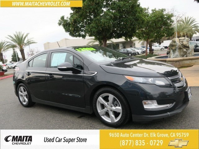 Photo Used 2015 Chevrolet Volt Base Available in Elk Grove CA