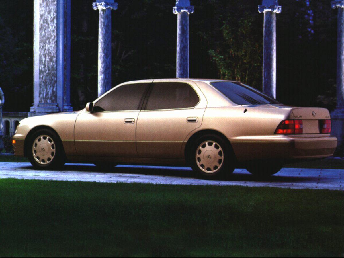 Photo Used 1997 LEXUS LS 400 400 Sedan in Williamsburg, VA