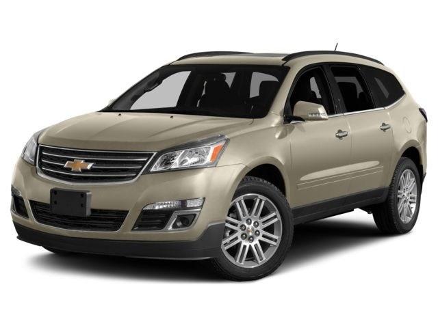 Photo Used 2015 Chevrolet Traverse LT w2LT SUV for sale in Carrollton, TX