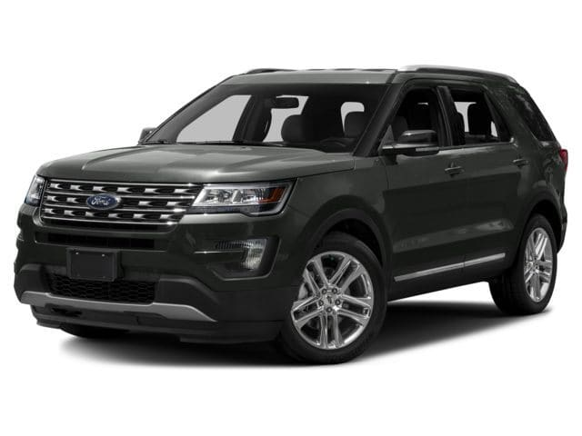 Photo Used 2017 Ford Explorer For Sale at Duncan Suzuki  VIN 1FM5K8D84HGD05546