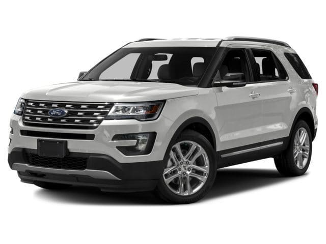 Photo Used 2017 Ford Explorer For Sale at Duncan Suzuki  VIN 1FM5K8D85HGD05605