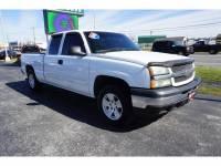 2005 Chevrolet Silverado 1500 1500 143.5 WB LS