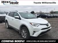 2017 Toyota RAV4 Limited SUV For Sale - Serving Amherst
