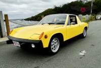 1973 Porsche 914 $98,500