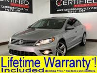 2014 Volkswagen CC R-LINE NAVIGATION HEATED LEATHER SEATS BLUETOOTH DUAL POWER SEATS HEATED PO