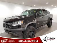 2017 Chevrolet Colorado ZR2 4x4 Mid-Night pack NAV Leather HTD Seats