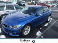Used 2016 BMW 4 Series 435i xDrive Gran Coupe in Lancaster PA