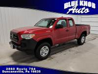 2018 Toyota Tacoma SR Truck Access Cab in Duncansville   Serving Altoona, Ebensburg, Huntingdon, and Hollidaysburg PA