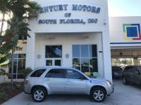 2005 Chevrolet Equinox LT AWD Leather Seats Power Sunroof CD Bluetooth USB AUX