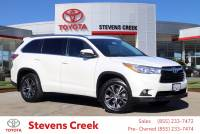 Certified Pre-Owned 2016 Toyota Highlander XLE Sport Utility AWD