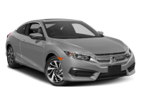 Pre-Owned 2017 Honda Civic Coupe LX-P FWD 2dr Car