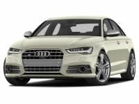 2016 Audi S6 4.0T Prestige Sedan