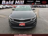 2016 Kia Optima LX Sedan For Sale in Warwick, RI