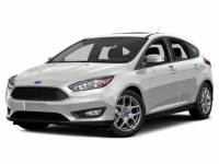 Used 2017 Ford Focus SEL Hatchback I-4 cyl in Kissimmee, FL