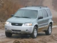2005 Ford Escape Hybrid SUV