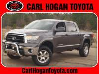 Used 2012 Toyota Tundra 4WD CrewMax Short Bed 5.7L FFV