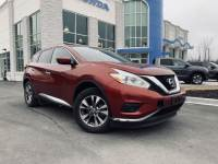 Used 2017 Nissan Murano S SUV All-wheel Drive in Bennington, VT