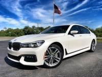 Used 2018 BMW 740i M-SPORT 1 OWNER PANO ROOF CARFAX CERT $88k