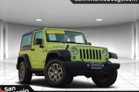 Used 2016 Jeep Wrangler 4WD 2dr Rubicon Sport Utility