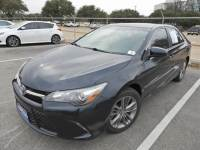 2015 Toyota Camry SE Navigation, Sunroof & Smart Key Sedan Front-wheel Drive 4-door