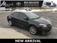 Certified Pre-Owned 2014 Toyota Corolla LE Plus w/Bluetooth, Backup Camera, Alloy Wheels & Sedan in Plover, WI