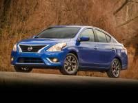2018 Nissan Versa 1.6 SV