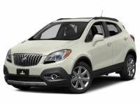 2015 Used Buick Encore AWD 4dr Leather For Sale in Moline IL   Serving Quad Cities, Davenport, Rock Island or Bettendorf   P1938