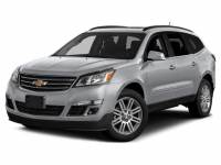 2016 Used Chevrolet Traverse AWD 4dr LT w/2LT For Sale in Moline IL | Serving Quad Cities, Davenport, Rock Island or Bettendorf | P1939
