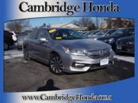 Used 2017 Honda Accord Hybrid Sedan | in Cambridge, MA