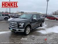PRE-OWNED 2015 FORD F-150 PLATINUM 4X4 4WD