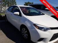 Used 2014 Toyota Corolla LE in Torrance CA